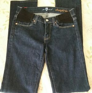 7 For All Mankind Jeans sz 6